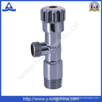 Латунный поворотный запорный клапан (YD-5014)