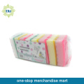 8 PCS Kitchen Colorful Cleaning Sponge