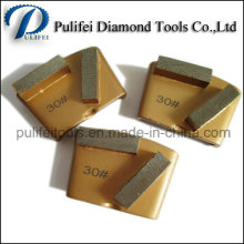 China Steinbeton-Schleifwerkzeug-Boden-Polierschleifunterlagen