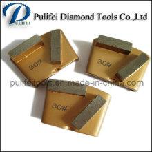 China Herramientas de pulido concretas de piedra que muelen almohadillas de pulido