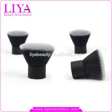 Cepillo de kabuki de hairsquare de nylon suave por mayor de maquillaje