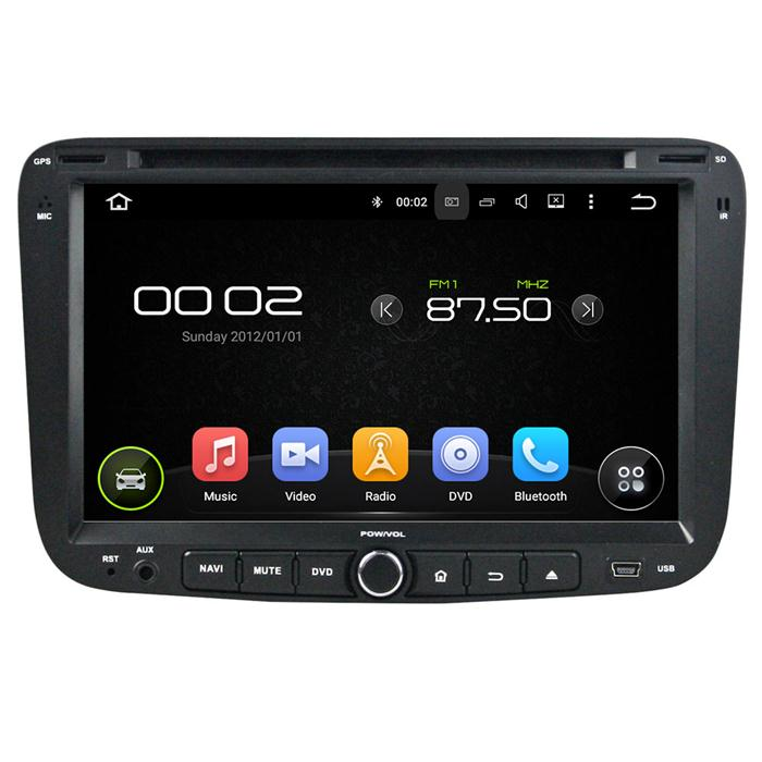 Geely Android Car Dvd