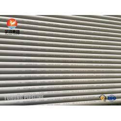 ASTM A269 TP304 Steel Tube 100% Eddy Current Test & Hydrostatic Test