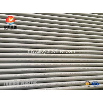 ASTM A269 TP304 Steel Tube 100% Eddy Current Test & Hydrostatic Test