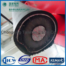 Professional Top Quality hv xlpe insulation yjv power cable