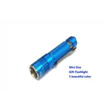 Jexree en alliage d'aluminium nous t6 luminaire éclairé brillant, 300lumen torche de camping lampe torche led