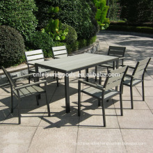 polywood outdoor garden dining furniture