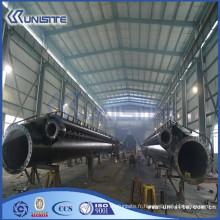 Tube de raccordement d'aspiration en acier pour dragueur de trémie d'aspiration de fuite (USC3-002)