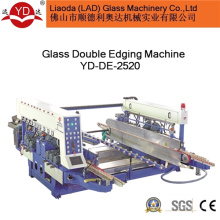 Machine de bordure double en verre