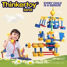 Environmental Plastic Building Blocks Education Toys