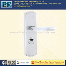 Китай высокая точность и качество пользовательских штамповки дверной замок крышки