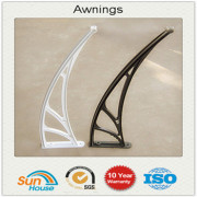 Canopy Awning Parts Polycarbonate PC Canopies Bracket