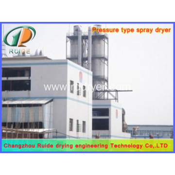 Milk spray drying tower