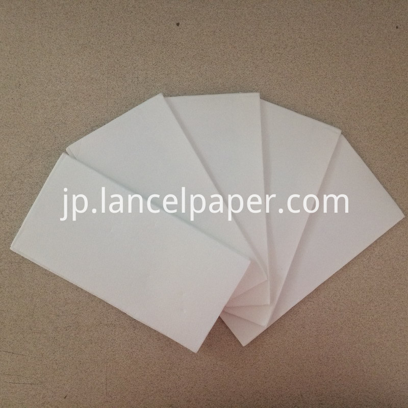 Laminated Tissue Napkin
