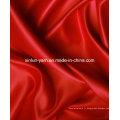 Tissu de polyester de matériel de doublure de sac à main de pongee teint par plaine