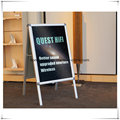70X100 Aluminum Poster Snap Frame Exhibition Stand Display Holder
