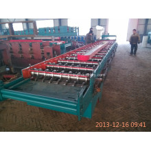 Mesin Roll Panel Rolling Corrugation Panel Baru