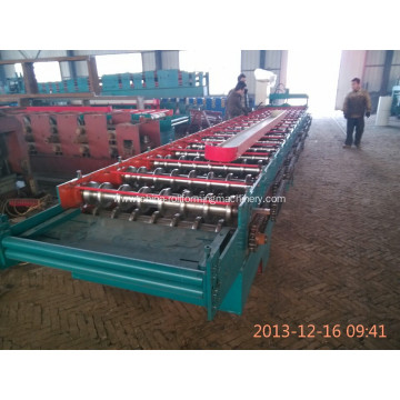 New Corrugation Roof Panel Roll Forming Machine