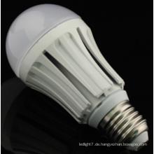 PC + Flameresistant Plastic + Globale Lampe LED Birne Licht