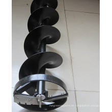 Helical Blade Ice Auger