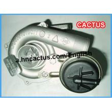 Электрический турбокомпрессор Gt1544s 454082-0002 для Renault Peugeot 806 Diesel