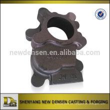 OEM Precoated arena de fundición de hierro fundido Compresor de aire de piezas de repuesto