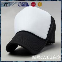 Pantalla de larga duración de venta caliente impreso sombrero de camionero con buena oferta