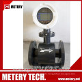 Elektromagnetische Wasserdurchflussmesser Metery Tech.China
