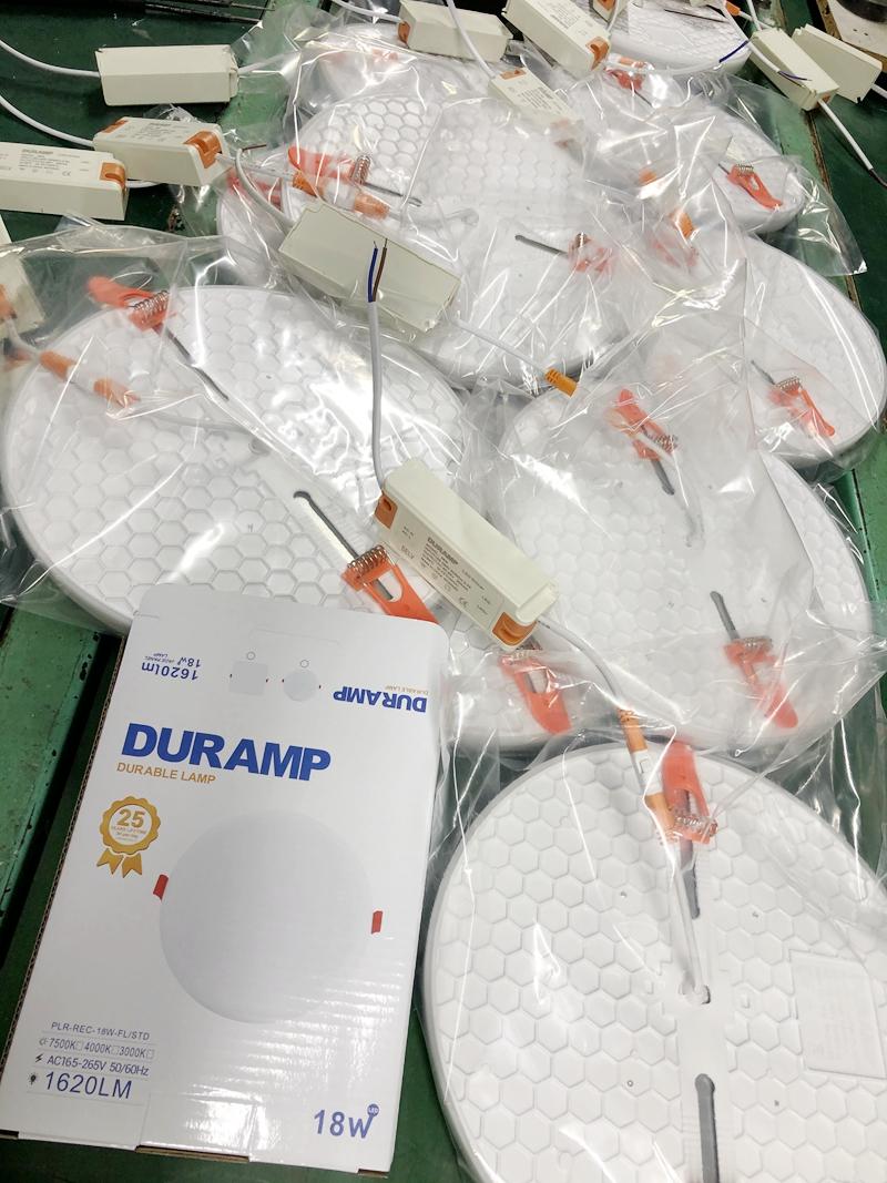 duramp panel light
