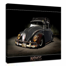 Car Picture Canvas Art Gifts