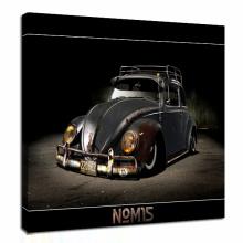 Car Picture Canvas Art Presentes