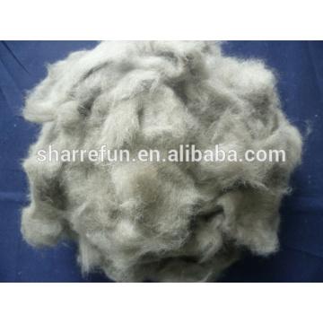 Fibre de laine de vison épilée fine, prix de fibre de laine de vison, fibre de laine de vison à vendre