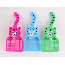 Produits pour chat, pelle à sable en plastique