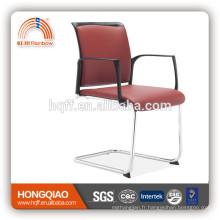 Chaise de loisirs moderne en cuir d'unité centrale de CV-B32BS-3 avec le mobilier de bureau de matériel