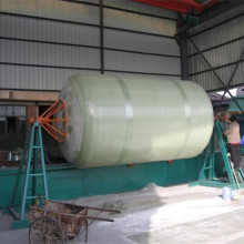 FRP pressure tanks for water filtration vessel winding machine