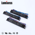DLC flickering free 0-10V dimmable led driver 300mA 35W led driver for T8 linear lamp