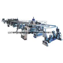 Embalagem 5 Ply Corrugated Cardboard Carton Machine (3534)