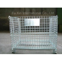 Galvanized Foldable Steel Cage