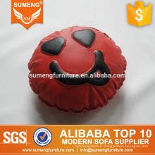 SUMENG timide visage rouge octopus emoji oreiller