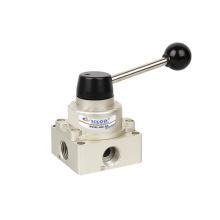Válvula Pneumática China / Pneumática Mão-Switching Valve / 4HV-200