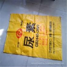 Precio barato de alta calidad BOPP laminado PP tejido fertilizante bolsa
