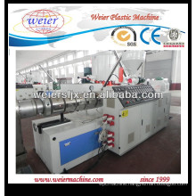 Sell Conical double screw extruder-plastic machine