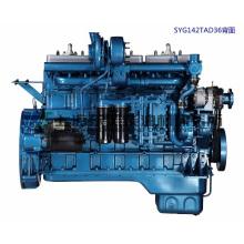 365 кВт, G128, Шанхайский дизельный двигатель для генераторной установки, бренд Dongfeng