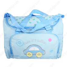 Mummy Bag Feed Nappy Changing Bag, Diaper Bag for Baby (MB130603)