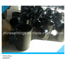 DIN En10253-2 Conexiones sin soldadura de tubería de acero al carbono