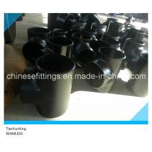 DIN En10253-2 Tissu sans soudure en acier au carbone Raccords de tuyaux en acier