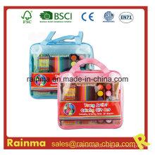 Heiße Verkaufs-Art und Weise PVC-Beutel für Schule