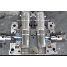 HDPE-croix double moule de Fiftting de tuyau (YS16019)