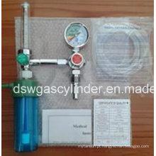 Cilindro portátil de oxigênio de alta pressão