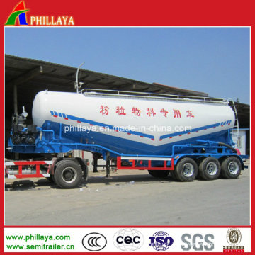 Powder Tank Bulk Cement Truck Tanker Trailer for Sale